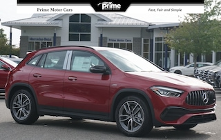 2021 Mercedes-Benz AMG GLA 35 4MATIC SUV