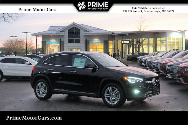 New 2021 Mercedes-Benz GLA 250 4MATIC SUV in Scarborough, ME