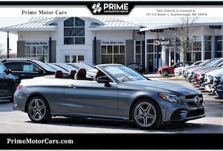 2021 Mercedes-Benz AMG C 43 4MATIC Convertible