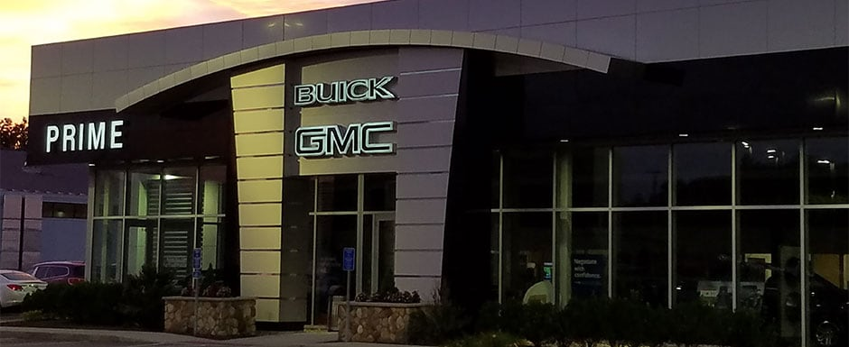 Prime Buick Gmc New Pre Owned Vehicles In Hanover Ma