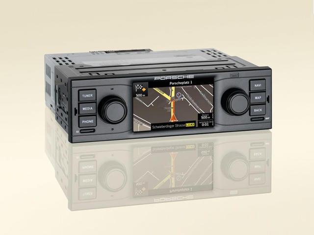 Porche Classic Radio NAV