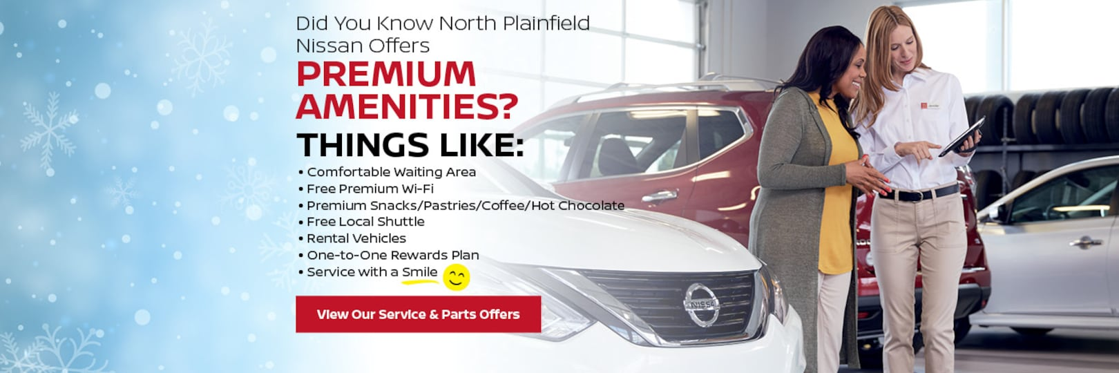 New and Used Nissan Dealer North Plainfield | North ...