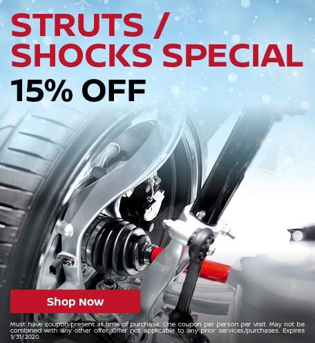 Struts/Shocks Special