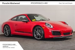 New 2018 Porsche 911 Carrera Coupe in New England
