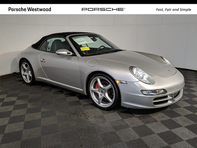 Porsche Of Westwood >> Used 2006 Porsche 911 For Sale At Prime Ford Saco Vin