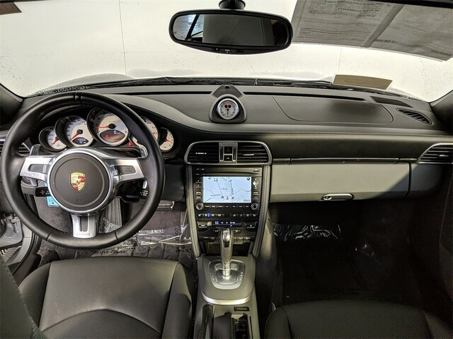 2011 Porsche 911 Coupe