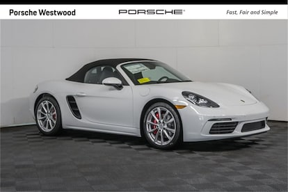 Porsche Of Westwood >> New 2019 Porsche 718 Boxster For Sale At Prime Motor Group