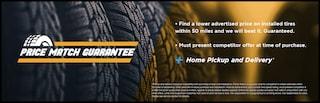 Tire Price Match Guarentee