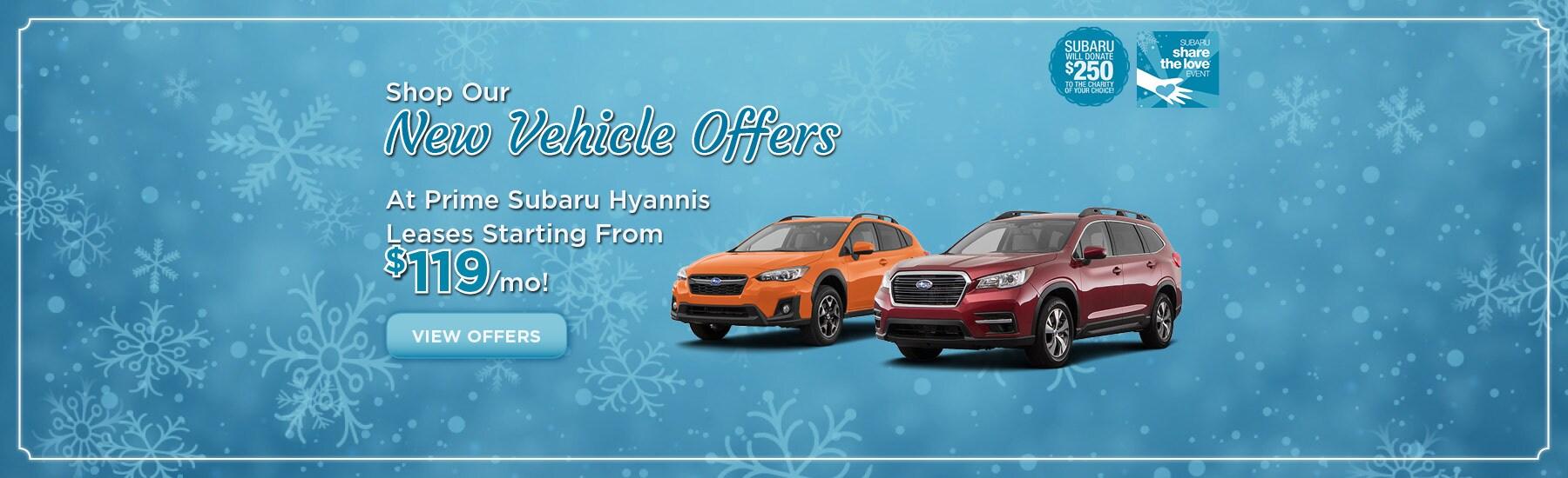 Ma Sales Tax On Cars >> New And Used Subaru Dealership Hyannis Ma Prime Subaru