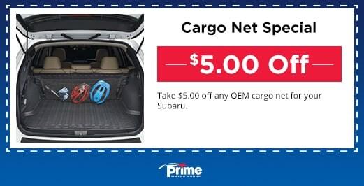 Cargo Net Special