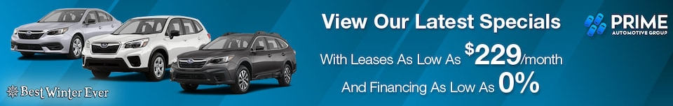 View Our Latest Specials