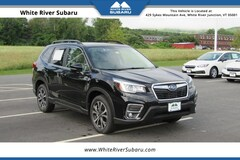 New 2020 Subaru Forester Limited SUV in White River Junction, VT