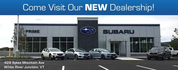 Subaru Dealers In Vt >> Directions Subaru Dealer Near Me White River Subaru
