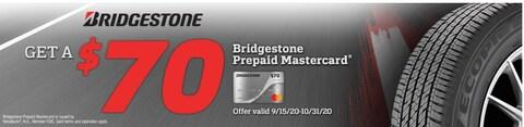 Bridgestone Tire Special