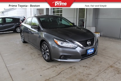 Used 2017 Nissan Altima For Sale at Prime Motor Group | VIN