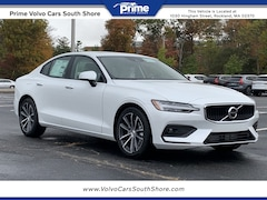 New 2021 Volvo S60 T5 Momentum Sedan in Rockland, MA