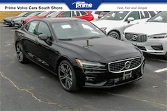 Pre-Owned 2019 Volvo S60 T6 R-Design Sedan for Sale in Hingham