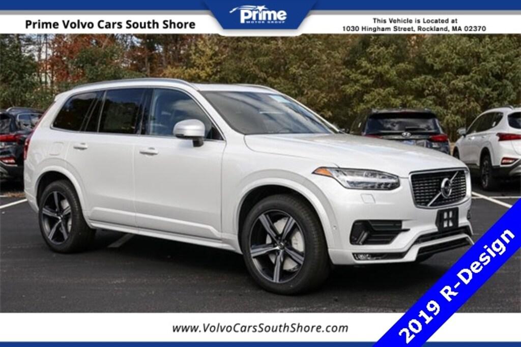 New 2019 Volvo XC90 T6 R-Design For Sale in Rockland, MA | VIN# Item VIN