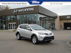 Pre-Owned 2014 Toyota RAV4 4WD XLE SUV for Sale in Hingham