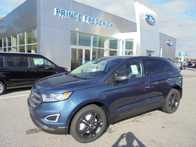 2018 Ford Edge SEL SEL AWD