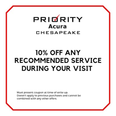 10% Off Any Recommended Service During Your Visit