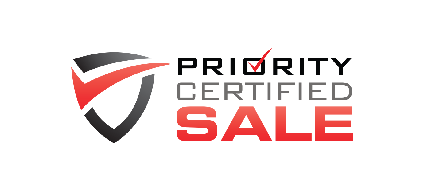 Priority Certified Sale