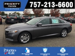 New 2018 Honda Accord LX Sedan in Chesapeake, VA