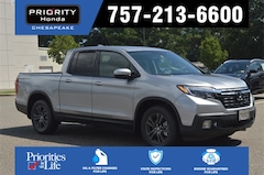 New 2019 Honda Ridgeline Sport FWD Truck Crew Cab in Chesapeake, VA