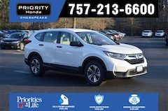 New 2019 Honda CR-V LX 2WD SUV in Chesapeake, VA