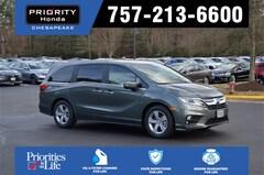 New 2019 Honda Odyssey EX Van in Chesapeake, VA