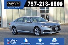 New 2019 Honda Accord LX Sedan in Chesapeake, VA