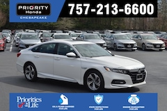 Certified Pre-Owned 2018 Honda Accord EX-L Sedan H830411 in Chesapeake, VA