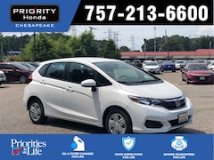 New 2019 Honda Fit LX Hatchback in Chesapeake, VA