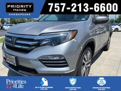 Certified Pre-Owned 2018 Honda Pilot Touring AWD SUV H845310 in Chesapeake, VA