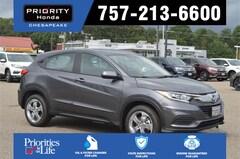 New 2019 Honda HR-V LX AWD SUV in Chesapeake, VA