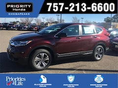 New 2018 Honda CR-V LX AWD SUV in Chesapeake, VA