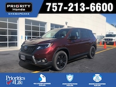 New 2019 Honda Passport Sport FWD SUV in Chesapeake, VA