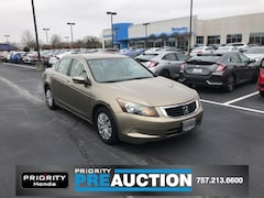 2008 Honda Accord 2.4 LX Sedan Chesapeake