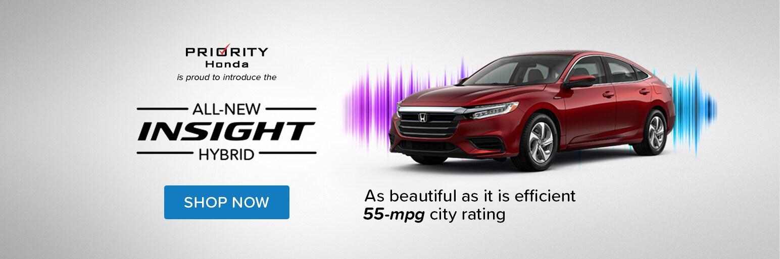 Priority Honda Hampton Dealership VA