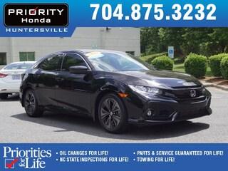 Certified Pre-Owned 2018 Honda Civic EX-L w/Navi Hatchback HP217943 Huntersville, NC