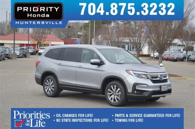 New 2019 Honda Pilot EX-L FWD SUV Huntersville NC