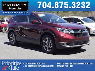 Certified Pre-Owned 2018 Honda CR-V EX-L SUV HT054116 Huntersville, NC