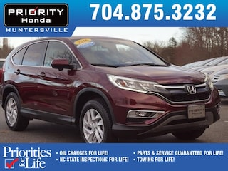 Certified Pre-Owned 2016 Honda CR-V EX AWD SUV HT646587 Huntersville, NC