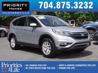 Certified Pre-Owned 2016 Honda CR-V EX AWD SUV HT668541 Huntersville, NC