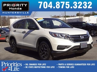 Certified Pre-Owned 2016 Honda CR-V SE AWD SUV HT035524 Huntersville, NC