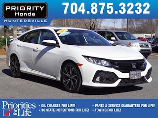 Certified Pre-Owned 2017 Honda Civic Si Sedan HP704644 Huntersville, NC