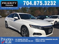 Used 2018 Honda Accord EX-L Sedan HL047195 in Huntersville, NC