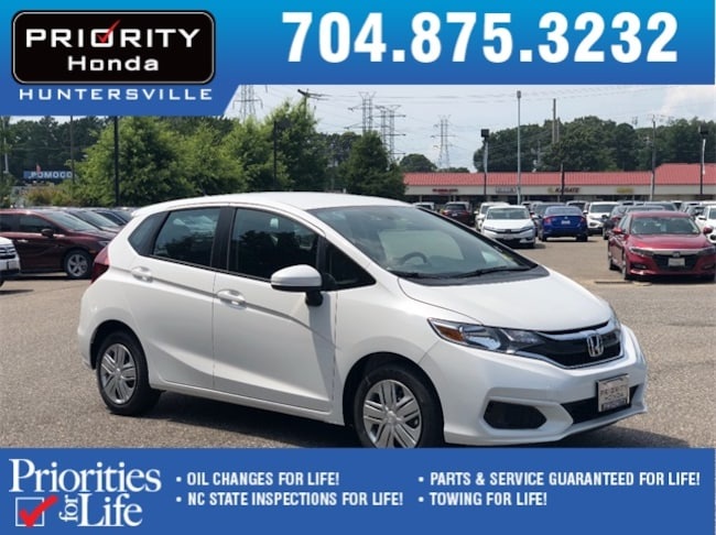 New 2019 Honda Fit LX Hatchback Huntersville NC
