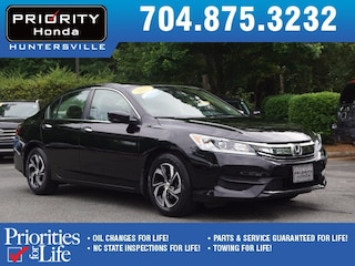 Certified Pre-Owned 2017 Honda Accord LX Sedan HT061936 Huntersville, NC