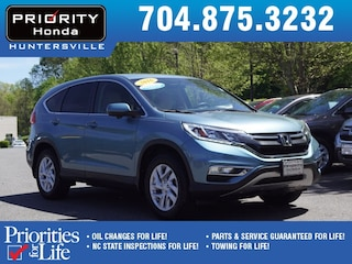 Certified Pre-Owned 2016 Honda CR-V EX FWD SUV HT531210 Huntersville, NC